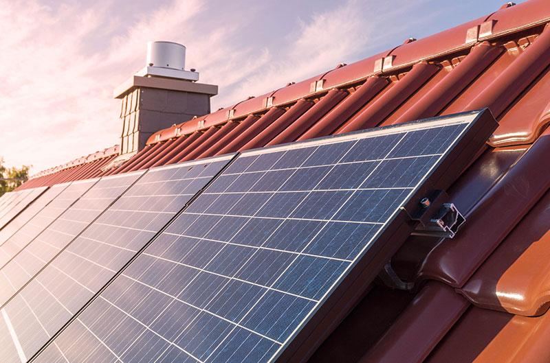 Calefacción solar para autoconsumo